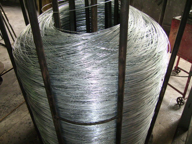 Heavy Galvanised Wires