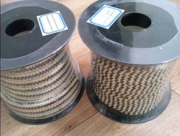 Carbon Kevlar packing