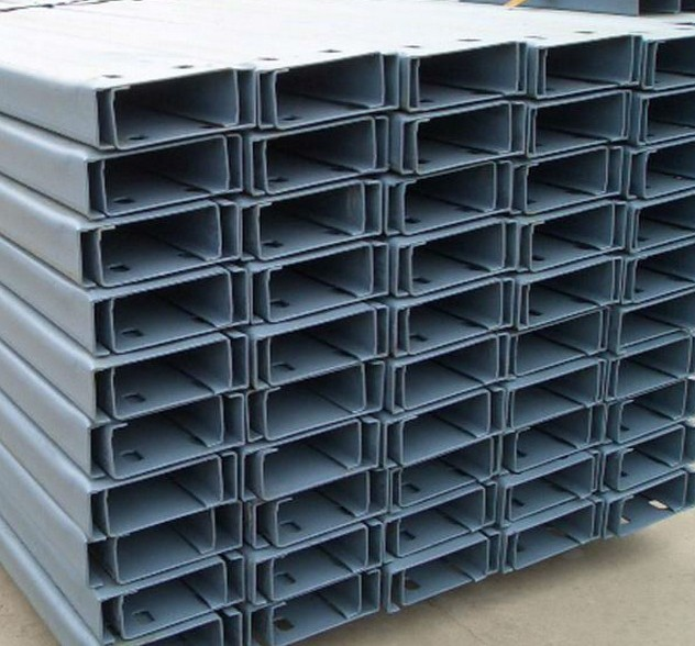 Best Quality Galvanized Steel C Purlins