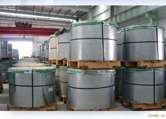 Galvanized Steel Coils SGCC, DX51D,China CNBM