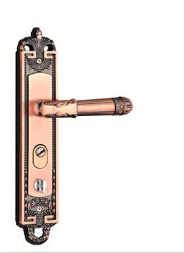 Red  Bronze Big Door Handle HY-A1828