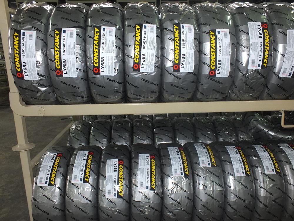 Passager Car Radial Tyre 165/70R13 LI288