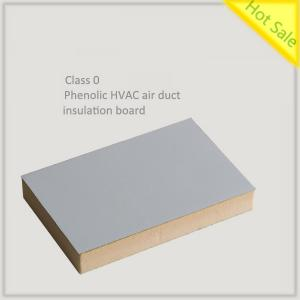 Phenolic air duct insulation board environment friendly