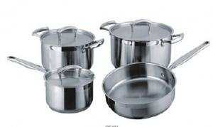 Stainless steel cookware set13