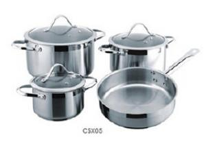 Stainless steel cookware set9