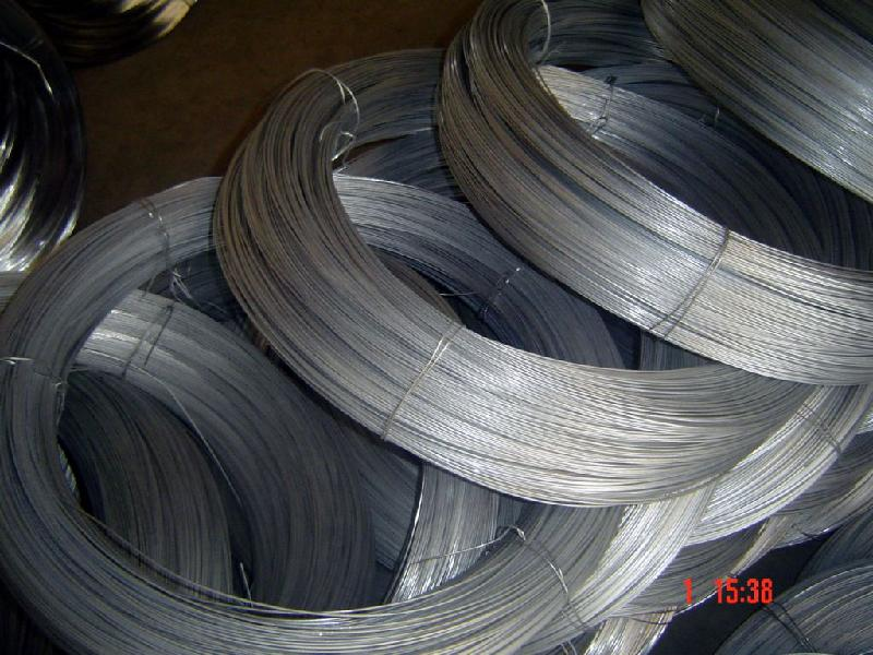 high tensile strength galvanized steel wire