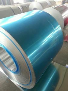 Aluminum Coil with PE Film on the Main Side
