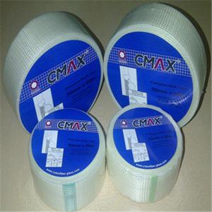 Fiberglass Self-adhesive mesh tape 65g  2.5*2.5mm