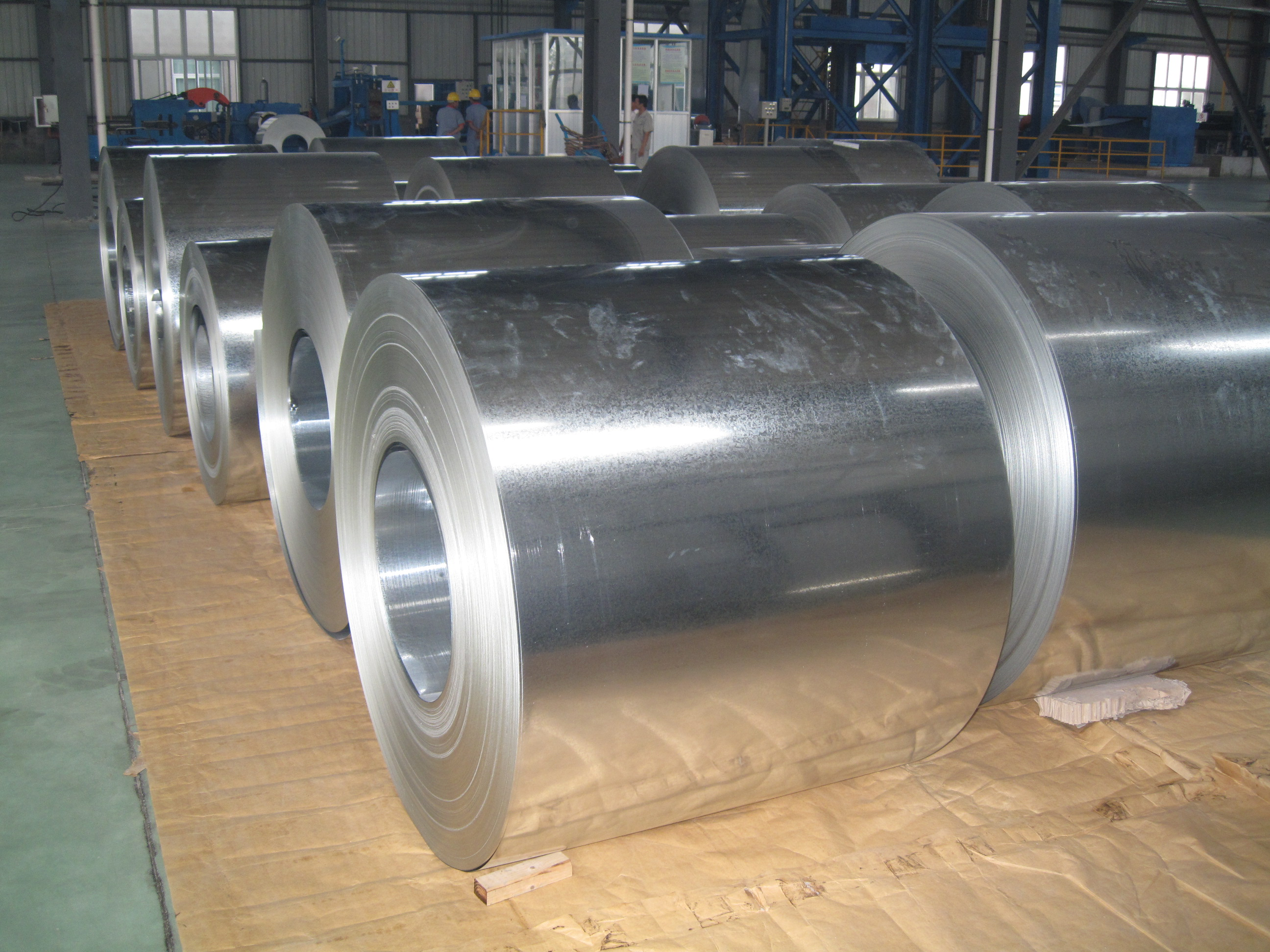 Hot dip galvanized steel coil SGCC