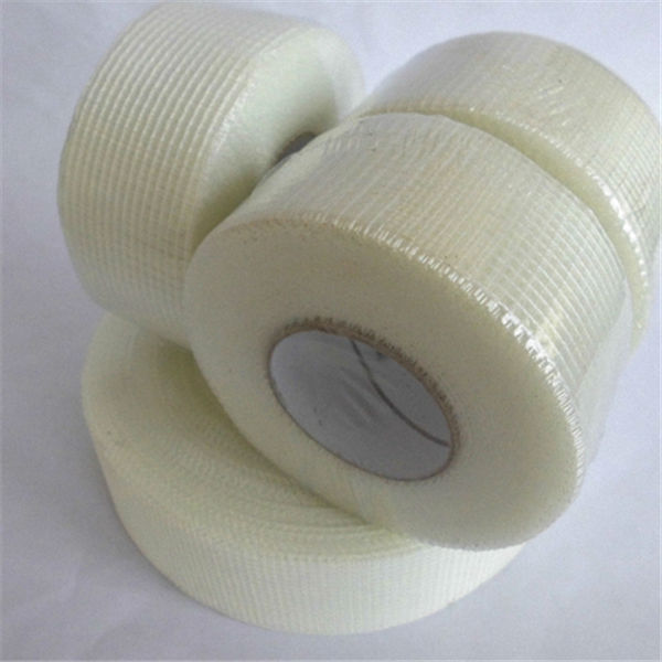 Fiberglass Self-adhesive mesh tape 40g  2.5*2.5mm