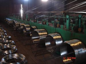Hot Dip Galv. Steel Wire