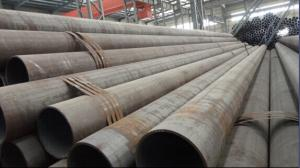 Hot Rolled Seamless Steel Pipes Good quality