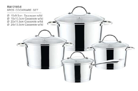 304 201 stainless steel cookware16