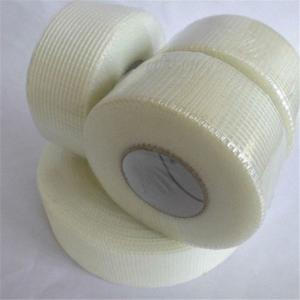 Fiberglass self-adhesive mesh tape 80g  2.5*2.5mm