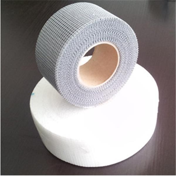 Fiberglass Self-adhesive mesh tape 60g  2.5*2.5mm
