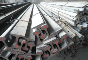 Steel Light Rail with High Quality  for Warehouse ,Minas, Structures