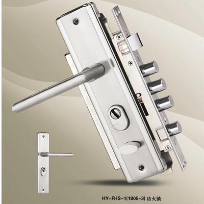 Okorder Fire resistant Door Handle HY-FHS-1 (1805-3)