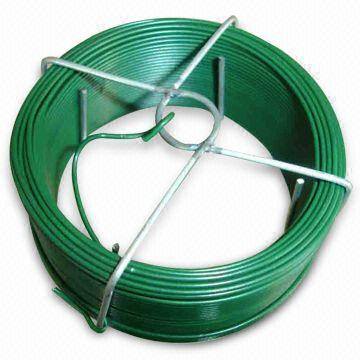 PVC Coated Galvanized Steel Wire Supplier From China