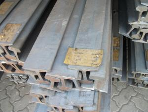 Light Steel Rail Q235, 55Q with High Quality for Construction