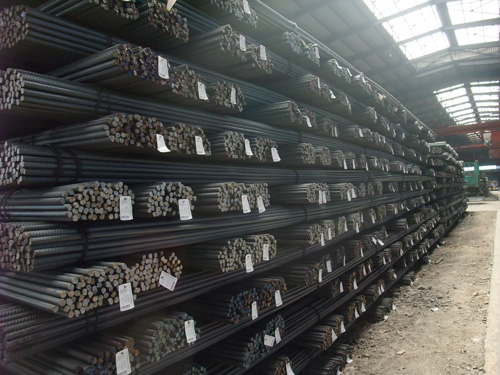 Steel  Rebar Deformed Bar  High Quality Hot Rolled Steel