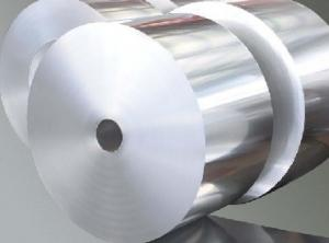 Mill Finished Aluminium Jumbo Foil for Flexible Packaging