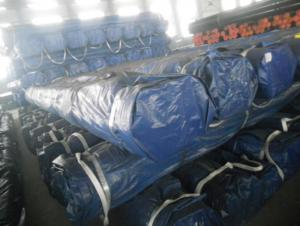 2016 Prime Seamless Steel Pipe with PVC Packing