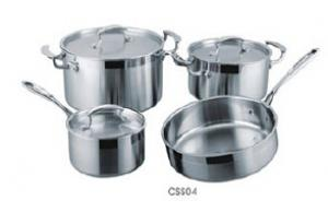 Stainless steel cookware set18