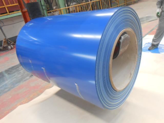 Pre-Painted Galvanized/Aluzinc Steel Coil Royal Blue 0.29mm