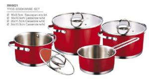 304 201 stainless steel cookware18