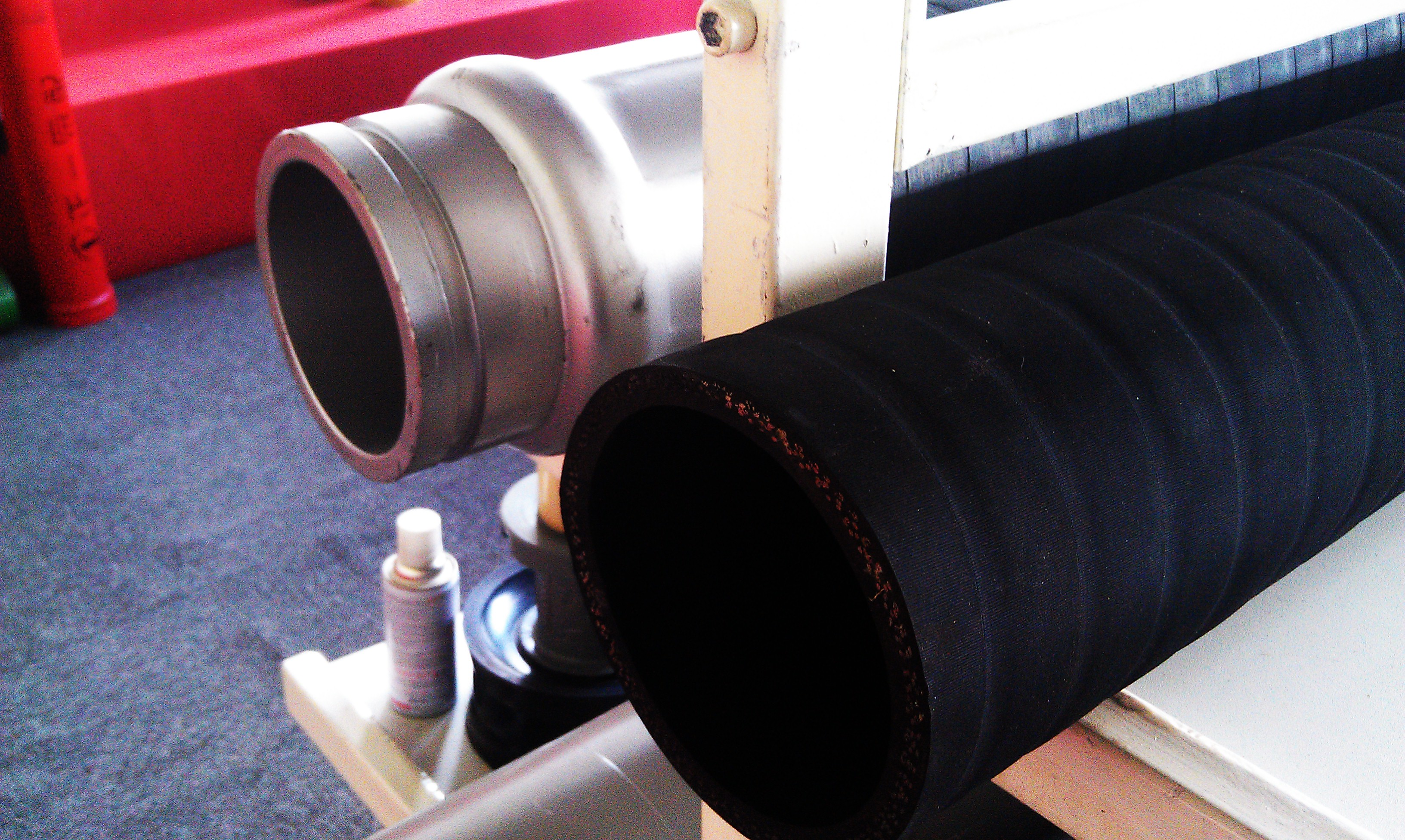 Concrete Pump Rubber End Hose