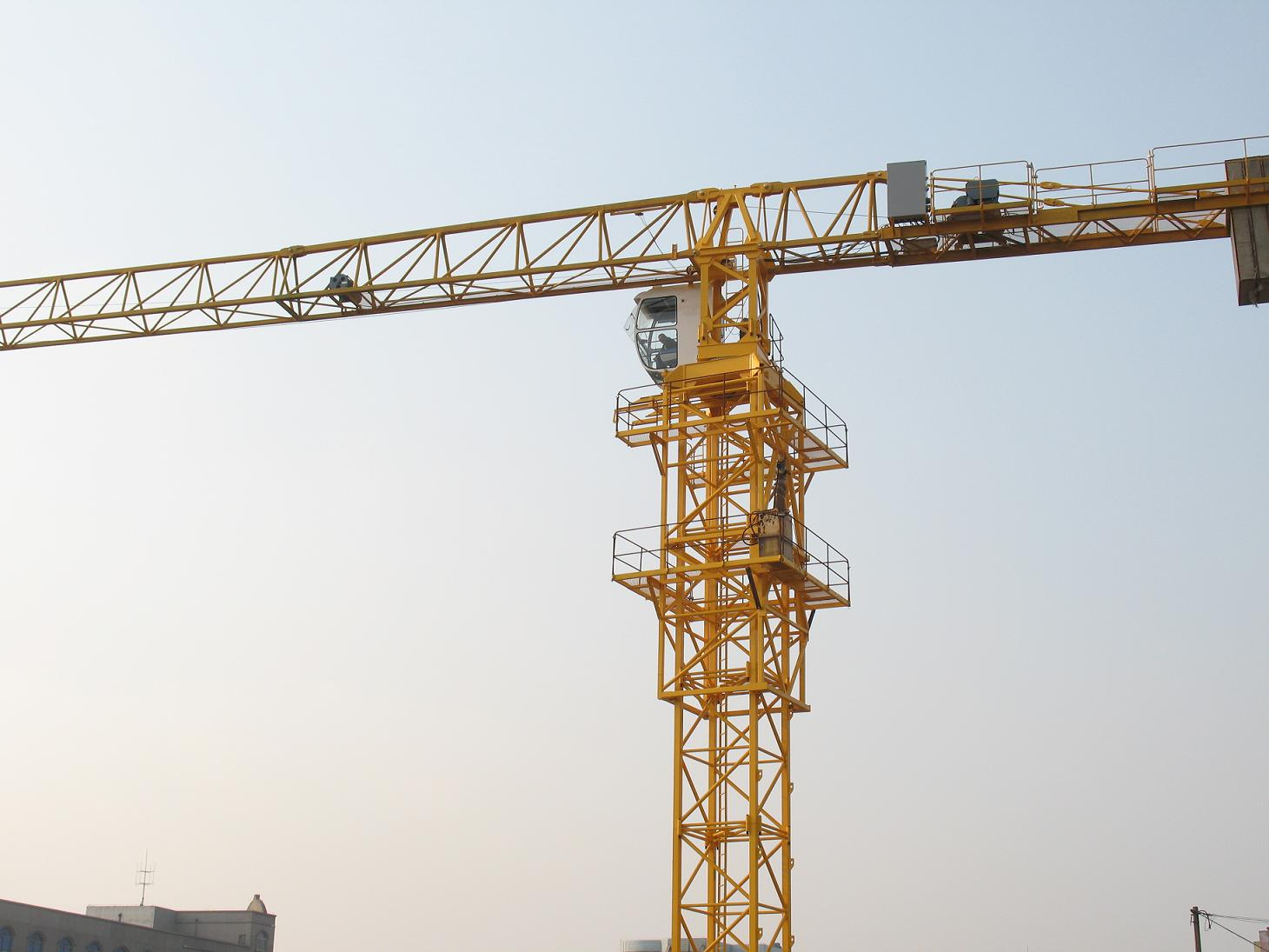 TCP5510B Topless Tower Crane