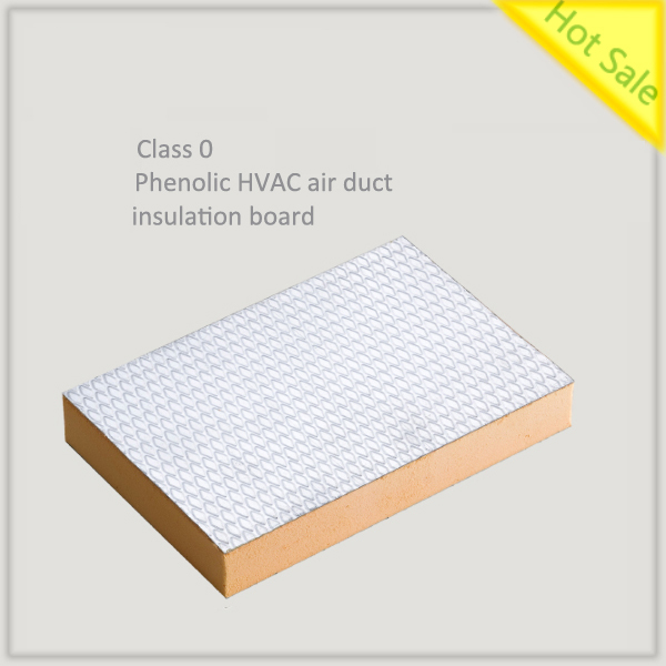 Phenolic HVAC air duct board