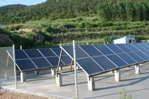 AC Solar Agricultural Irrigation  Systems