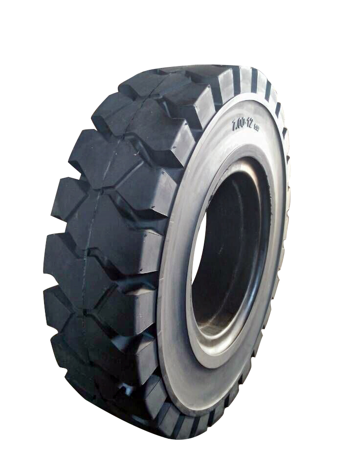 700-12 of Forklift Solid Tyre