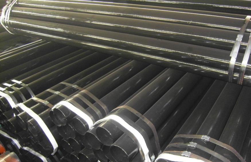 Black Carbon Seamless Steel Pipe of API 5L