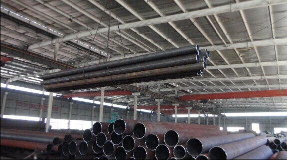 Hot Rolled Seamless Steel Pipes Manufacturer from China