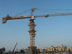 TC7032 K12 Tower Crane