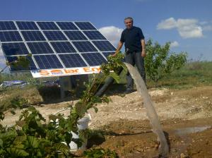 DC Solar Pumps, DC Solar Pumping System.