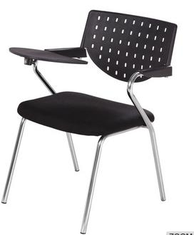 Hot Sale Popular Stackable Office Chair with tablet 1821