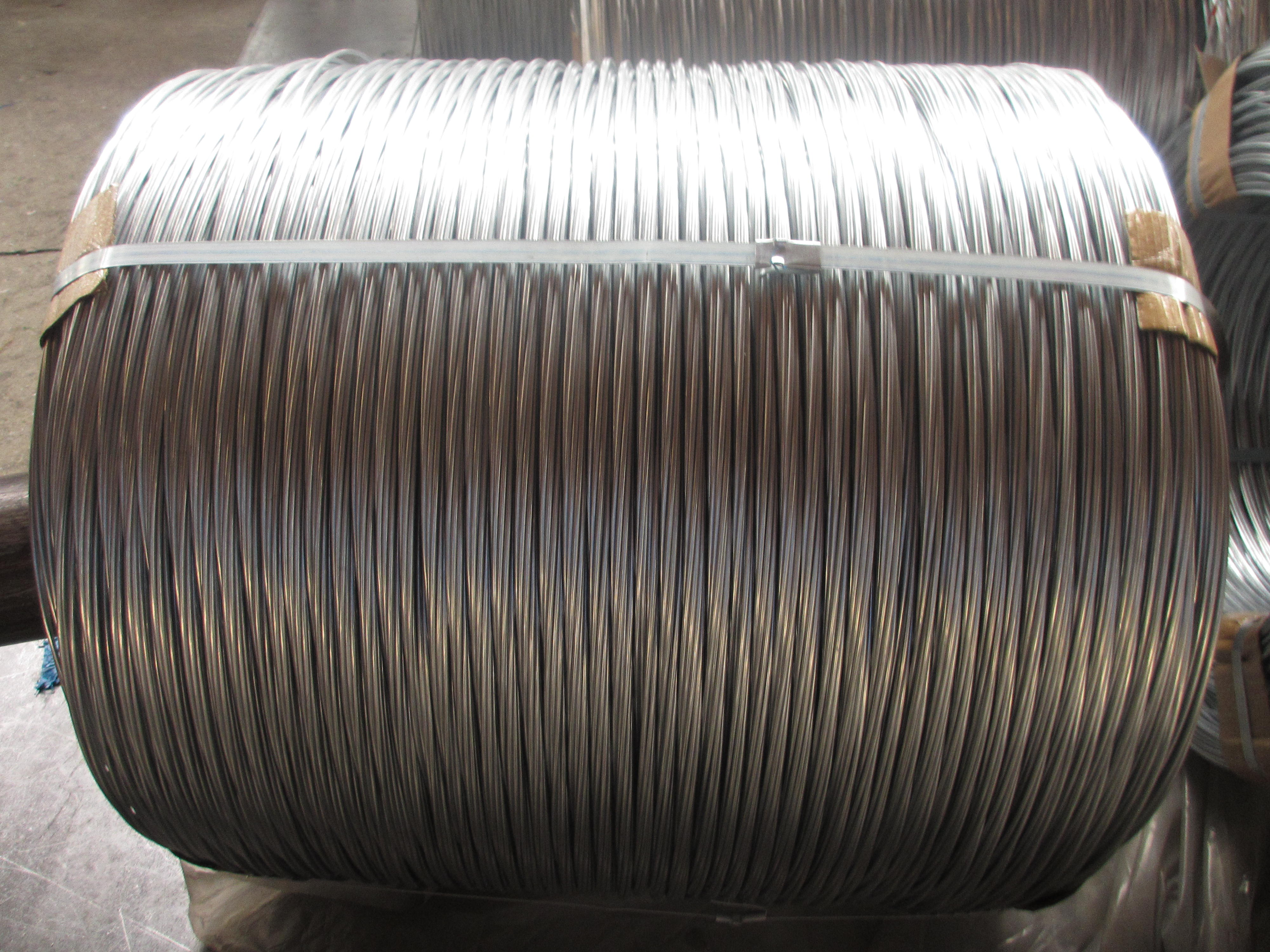 Heavy Galv. Wire