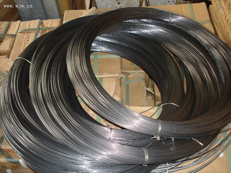 Cold steel Galvanized Steel Wire