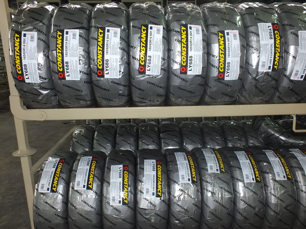 Light Bus Radial Tyre 195R14C LY366