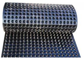 Composite Composite Dimple Geomembrane for Highway Road Railway Building Material