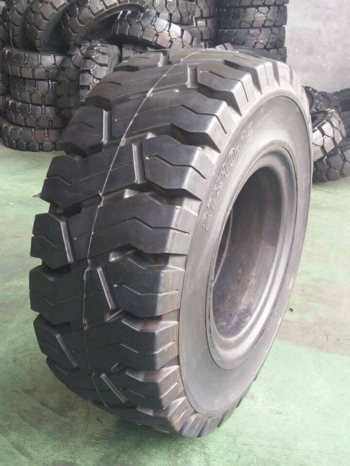 27*10-12 Forklift Solid Tyre
