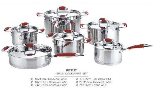 304 201 stainless steel cookware14