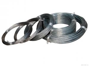 Hot Dipped Galvanized Steel Wire 0.13mm