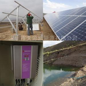 DC Solar Water Pump Controller, Pumping System