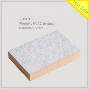 Phenolic HVAC air duct inslulation board 3950*1200*20