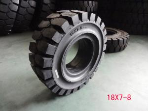 Forklift Solid Tyre-