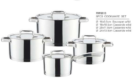 304 201 stainless steel cookware12